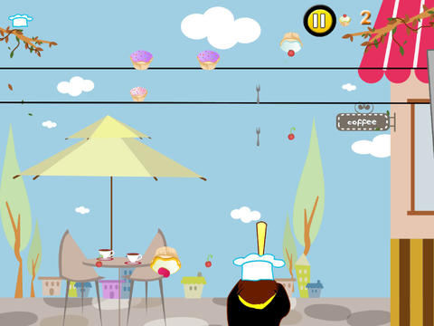 Cake Man - The Tap Adventure screenshot 7