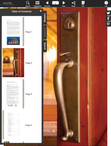 Sun Valley Bronze Catalogs screenshot 8