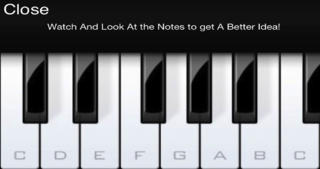 Piano Touch screenshot 1