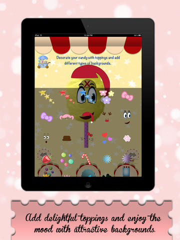 Cotton Candy Maker! Lite screenshot 9