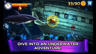 Depths - Submarine Exploration Game screenshot 1