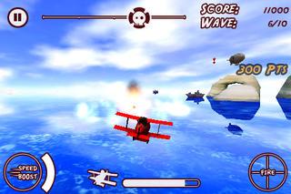 Biplane screenshot 2