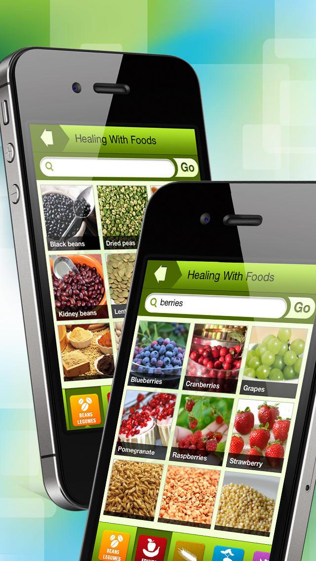Healing With Foods screenshot 3