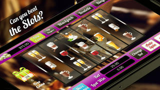 Awesome Slots Drinks on the House 777 - With Prize Wheel, Blackjack, Roulette and Bingo Double Gamble Chip screenshot 1