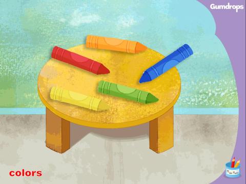 Gumdrops Nursery HD screenshot 5