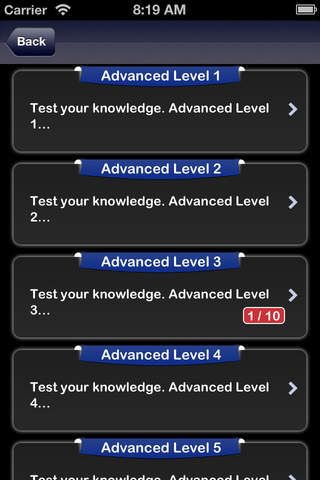 Business English Test - náhled