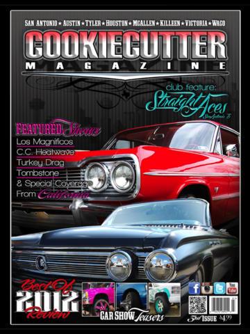 COOKIECUTTER Magazine screenshot 6