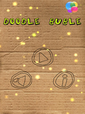 Doodle Bubble Bang Premium screenshot 5