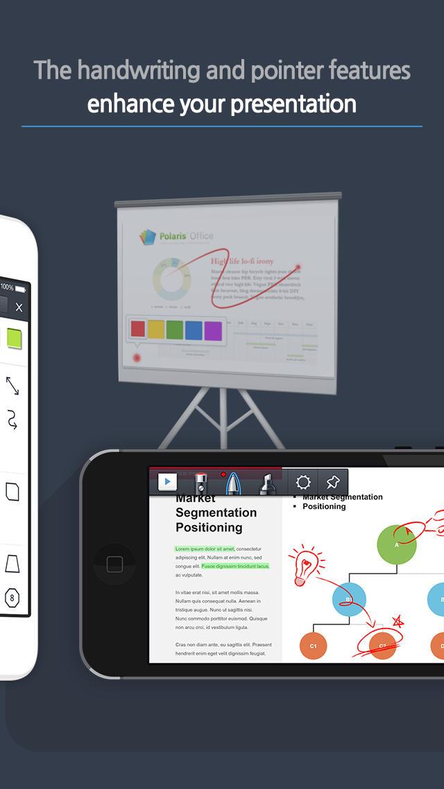 Polaris Office Mobile screenshot 4