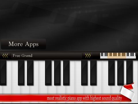 Free Piano. screenshot 3