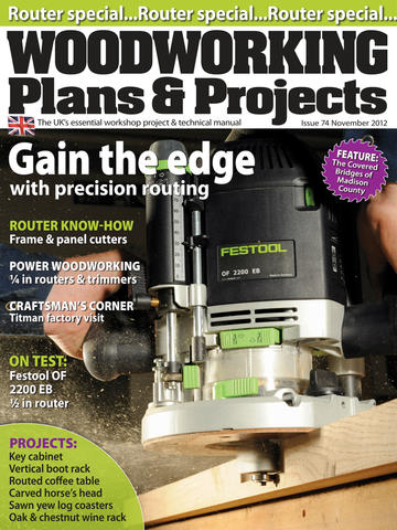 Woodworking Crafts Magazine screenshot 8