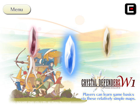 CRYSTAL DEFENDERS Plus screenshot 7