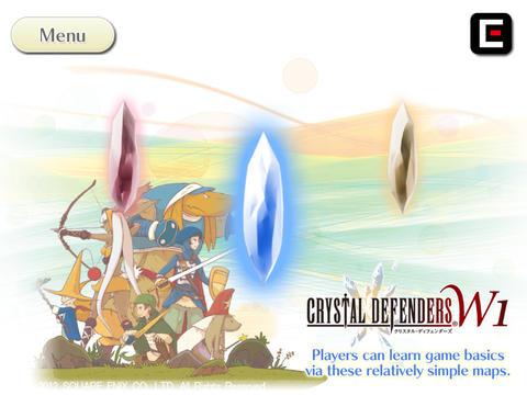 CRYSTAL DEFENDERS Plus screenshot #2
