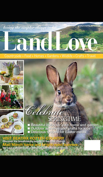 LandLove Magazine – loving the simpler things in life screenshot 1