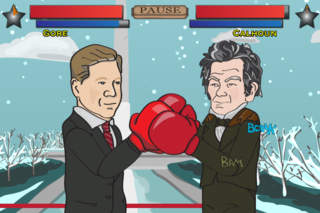 Uncle Slam Vice Squad - Free Vice Presidential Boxing! screenshot 1