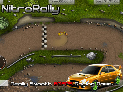 Nitro Rally Free screenshot 9
