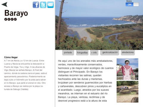 Asturias. Playas con encanto. screenshot 2