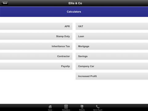 Ellis + Co screenshot #3