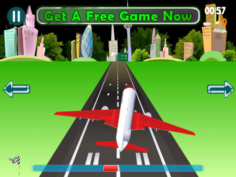 Plane Down - Air racing flight simulator PRO screenshot 7