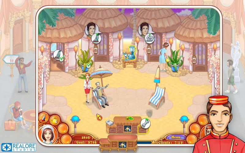 Jane's Hotel: Family Hero screenshot 2