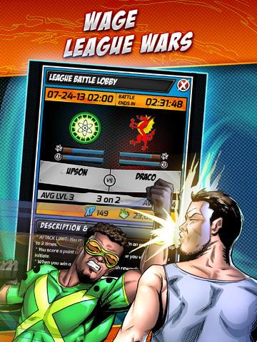 Supreme Heroes screenshot #4