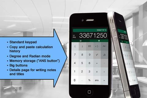 Calculator π - náhled