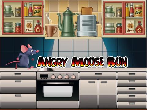 Mouse Run and Jump HD Free screenshot 6