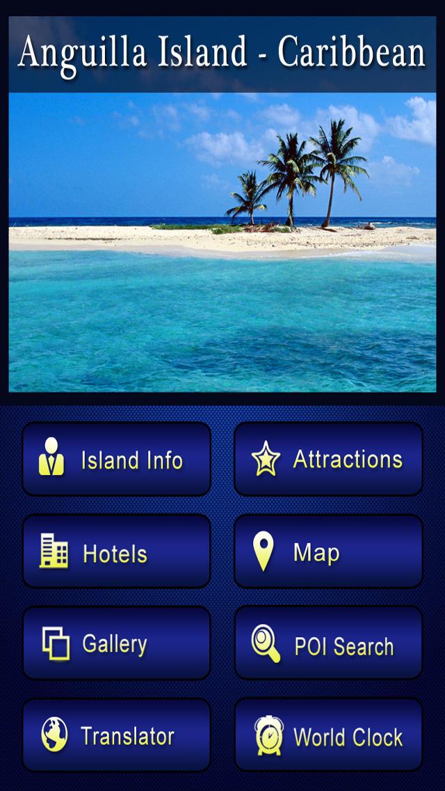 Anguilla Island Offline Travel Guide screenshot 2