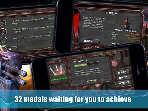 Alien Must Die! 3D (TD Game) screenshot 8