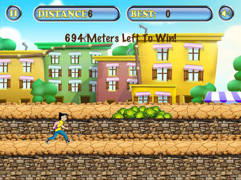 Dash Boy Rush screenshot 2