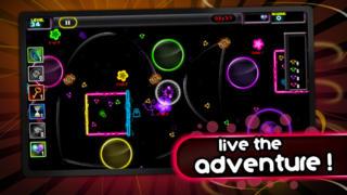 Neon Adventures screenshot 3