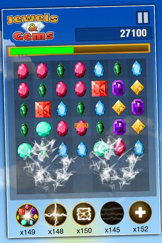 Jewels & Gems - náhled