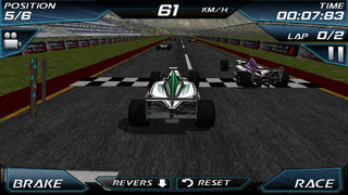 Formula Car Racing -  Furious Edition screenshot 2