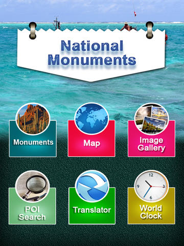 National Monuments of USA screenshot 7