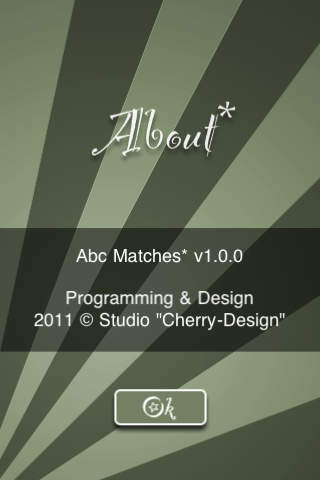 Abc Matches screenshot 5