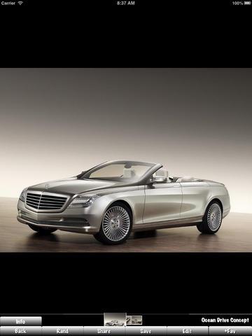 Specs Mercedes Benz Edition screenshot 10