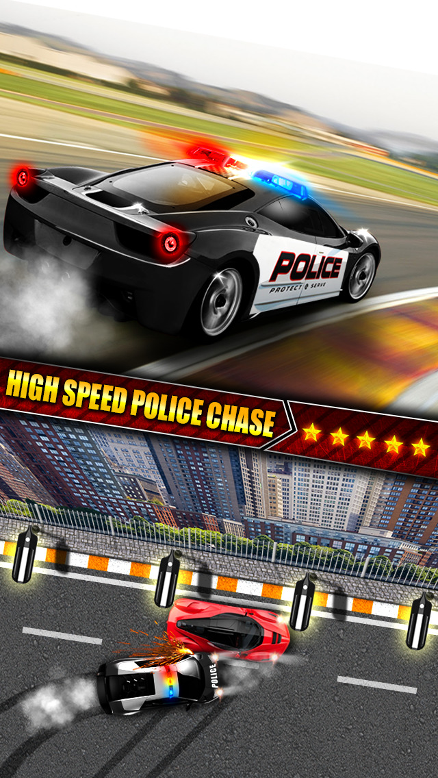 COPS - Police Racing Games screenshot 1