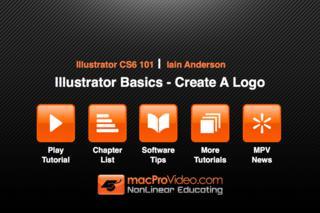 Course For Illustrator CS6 101 - Illustrator Basics - Create A Logo screenshot #2
