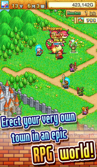 Dungeon Village screenshot 1