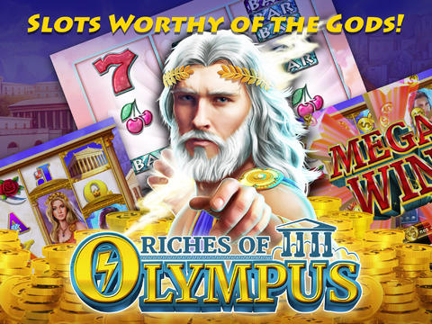 Slots – Riches of Olympus Casino screenshot 6