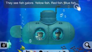Scott's Submarine - Interactive storybook. An educational adventure under the sea screenshot 3
