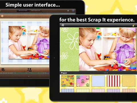 Scrap It: School Days HD - náhled