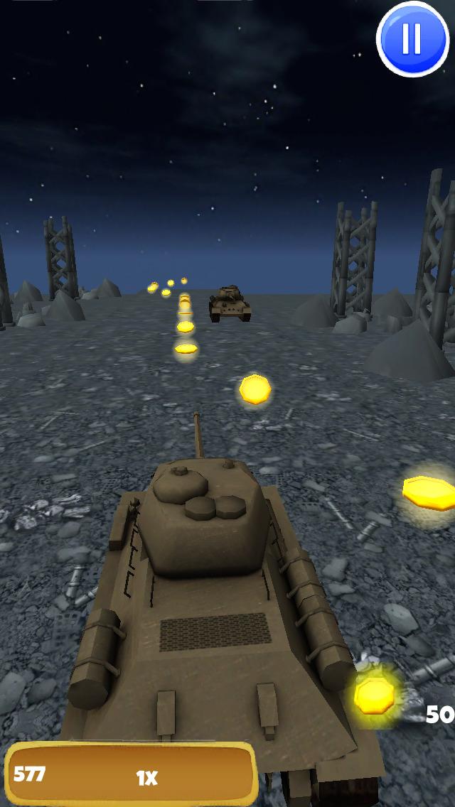 A Tank Battleground Hero: Modern Military Warfare - FREE Edition screenshot 1