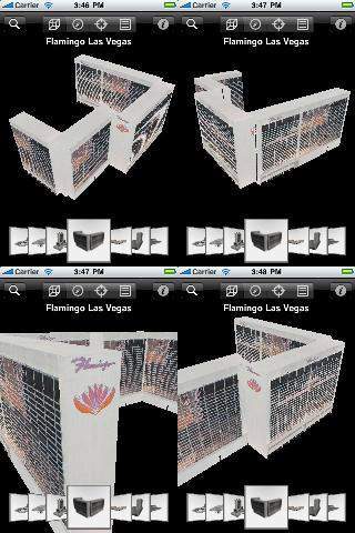 Tour4D Las Vegas screenshot 1