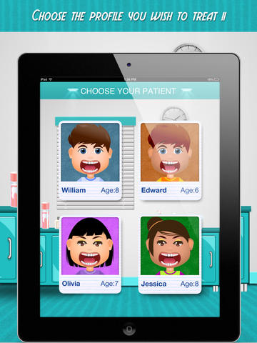 Dentist Office Game Lite screenshot 7