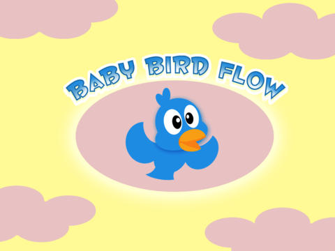 Baby Bird Flow - Pro Flying Game - Gratis screenshot 8