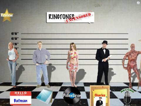 MUSIC RINGTONES Make Free Funny Singing Ring Tones screenshot 7