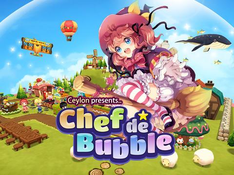 Chef de Bubble screenshot 6