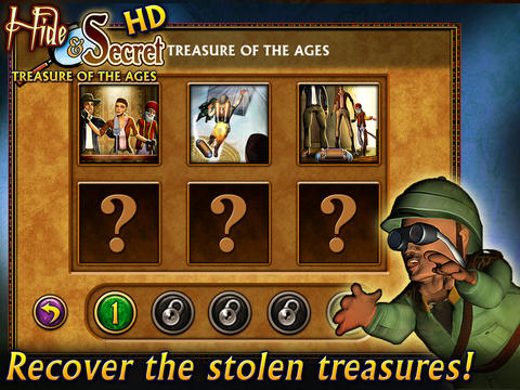 Hide & Secret: Treasure of the Ages, HD (Full) - náhled