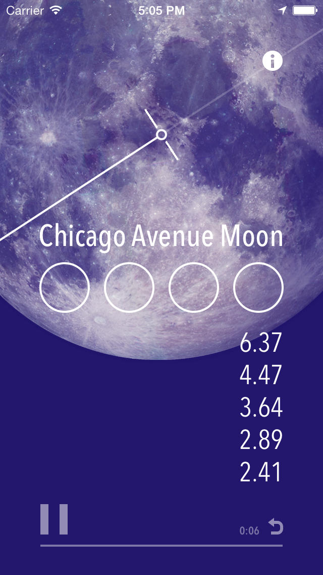 Chicago Avenue Moon screenshot 1